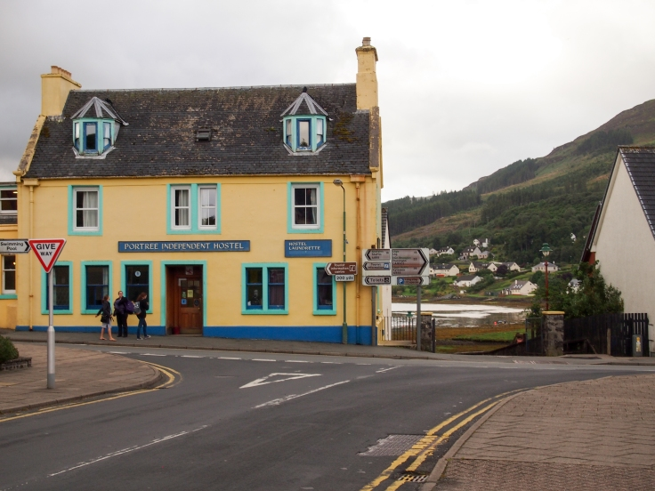 The Portree Independent Hostel